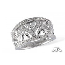 Diamond Right Hand Ring